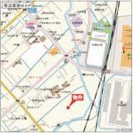☆閑静な住宅地!☆宇土シティモールが近くお買い物に便利な立地♪☆(地図)