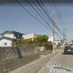 熊本市北区楠1丁目 売地 バス通り沿い!!