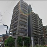 【中古マンション】熊本市中央区オーヴィジョン新屋敷 9階
